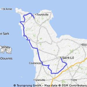 Tour de France 2016 Stage 2: 182 km Saint Lô - Cherbourg-Octeville