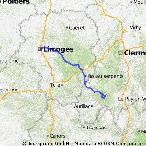 Tour de France 2016 Stage 5: 216 km Limoges - Le Lioran