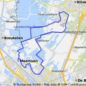 40 km Maarseveense- en Loosdrechtse- plassen