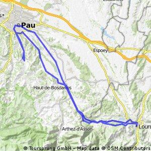 GrandFondo - Pau-Lourdes