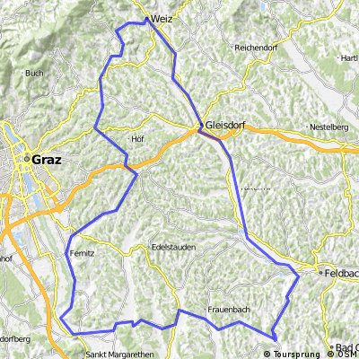 Gnas, Wildon, Graz, Weiz, Gnas