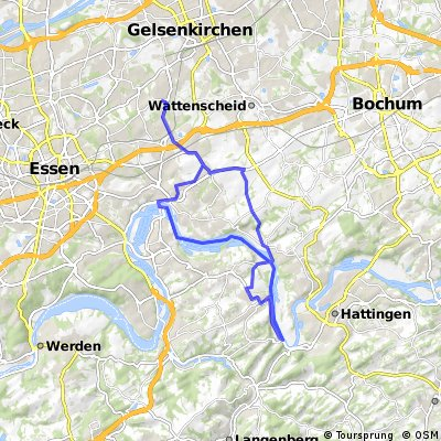 Steele-Niederwenigern-Dahlhausen