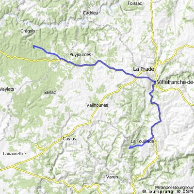 Rundtour Albigeois, 5. Etappe