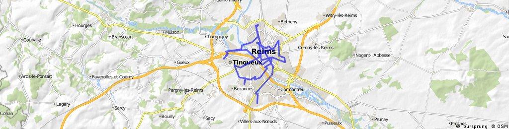 Reims relief