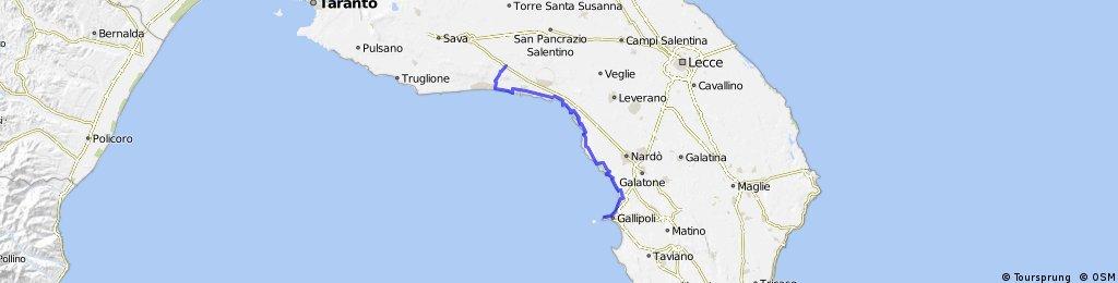 Avetrana - Gallipoli
