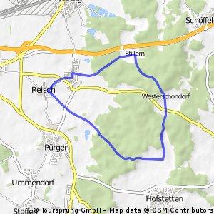 Schwifting Rundwanderweg