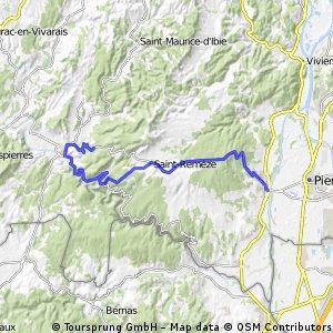 Tour de France 2016 Stage 13: 37 km Bourg-Saint-Andéol - Vallon Pont d'Arc