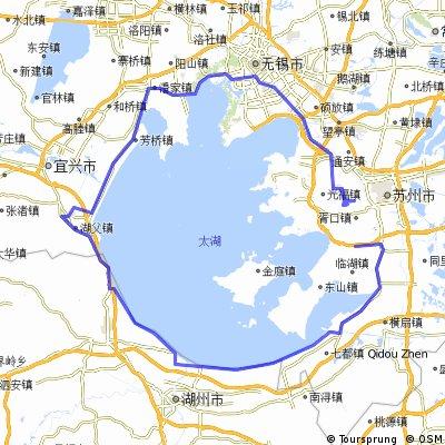 2日環太湖