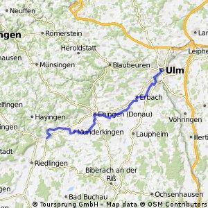 1 Ulm Region  Zwiefaltendorf