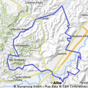 MM 2016 - Bike 60 : Alba > Alba