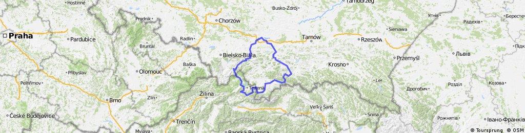 Malopolska + Tatra's