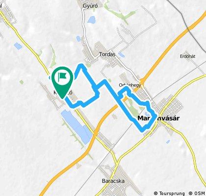 Völgvidék MTB Maraton 2016 rövidtáv