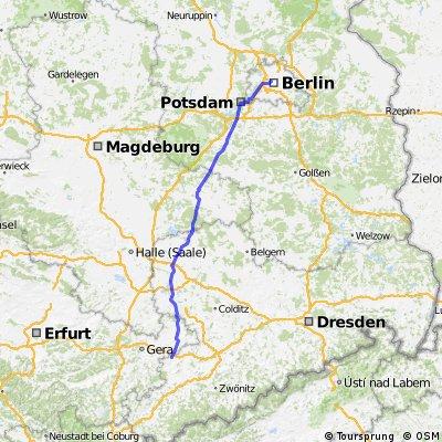 Crimmitschau - Berlin 2016 geplant