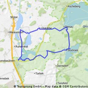 Bornhöved Stocksee Perdöl