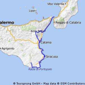 Sicilia - est (2014)