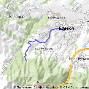Дивотински манастир - Банки