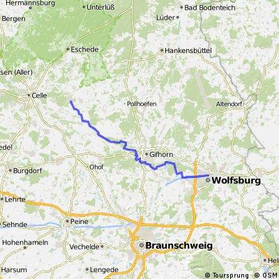 MBT 2016 Lachendorf - Wolfsburg Tag 1