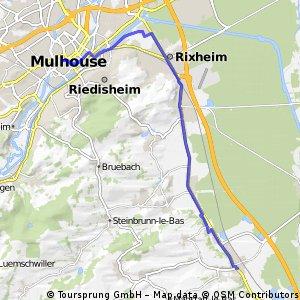 Mulhouse - Sierentz