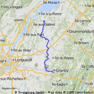 Tour Enbridge 100km de plaisir pour selement 30.00$