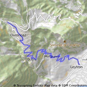 Leytron - Ovronnaz (Ski-Station)