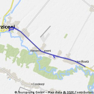 Long bike tour from May 2, 08:14