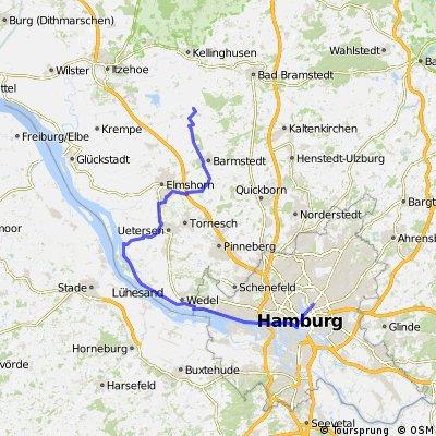 Hamburg Hamburger Straße-Bokel