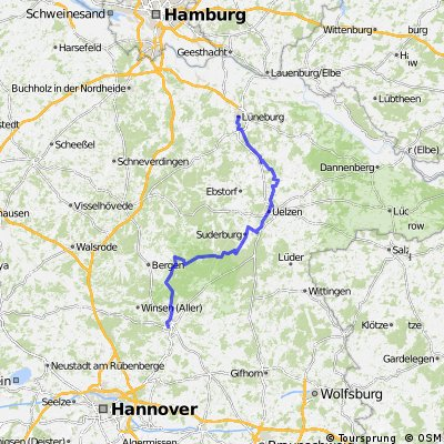 Celle - Lüneburg