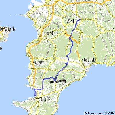 Boso-Kururi-Tateyama