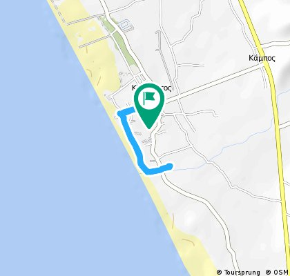 Quick ride from 2 Μαΐου - 11:11