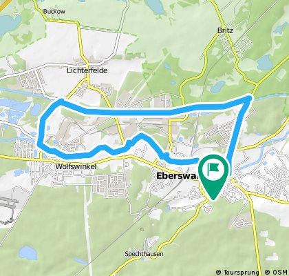 Abendrunde Eberswalde