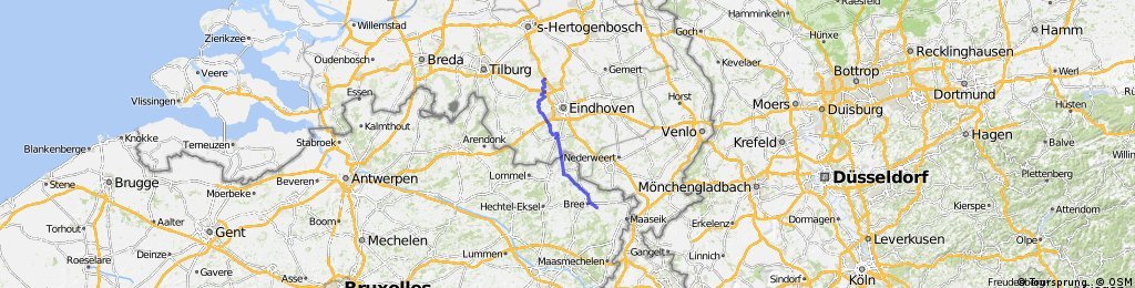 NVA route 2016