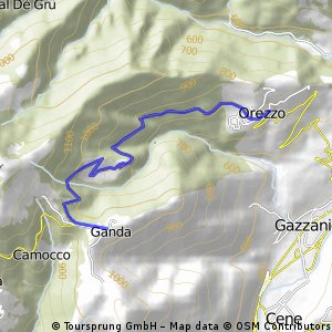 Orezzo - Ganda