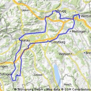 Kapellentour 1 Aargau