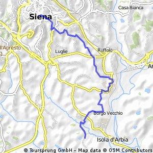 San Giorgio Siena