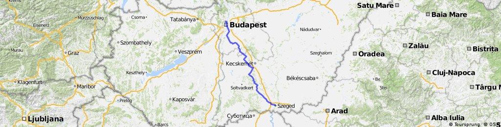 20160428 Budapest - Szeged