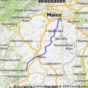Kirchheimbolanden-Ginsheim.