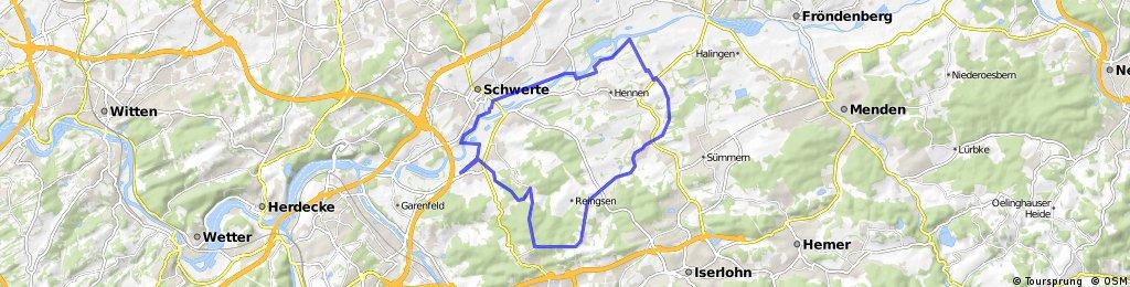 Ergste Rundfahrt 32km 0516