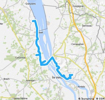 Day 6 Ste Estephe to Bourg