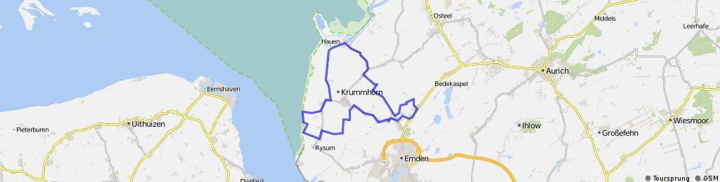 GartenRoute Krummhörn, Ostfriesland Teil 1
