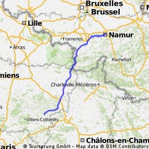 Namur - Cerseuil