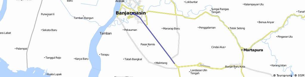Pal1 Banjarmasin - KCG - Banjarmasin