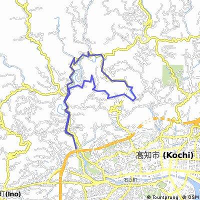 Shingunomori Koen-Amigaws - Kagami Dam - Soan temple
