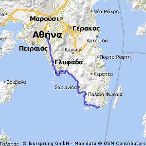 Athens Sounio