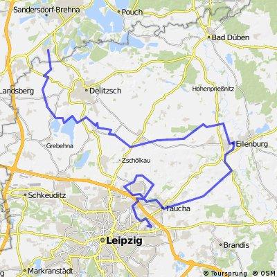 Von Roitzsch nach Paunsdorf