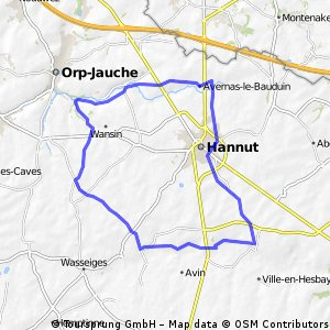 Tour de Merdorp