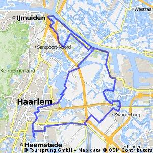 Rondje Haarlem