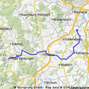 Bad Wildungen - Guxhagen I