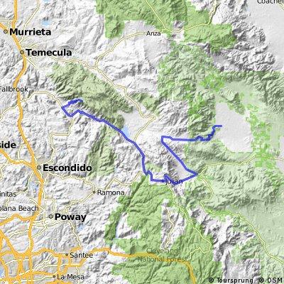 Borrego-Palomar Stage