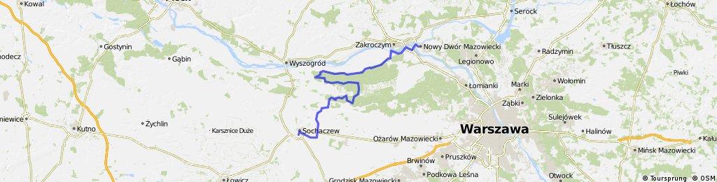 Nowy Dwór Mazowiecki - Sochaczew