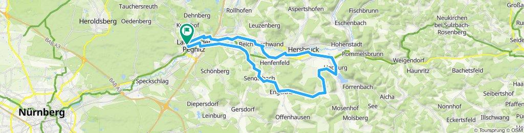 Deckersberg-Route